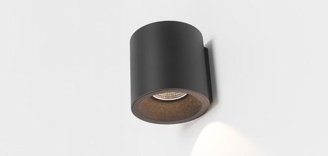 Lampy natynkowe, Smart tubed wall, Modular Lighting Instruments