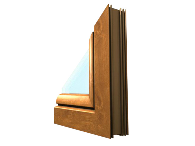 Double casement windows, , OKNOPLAST