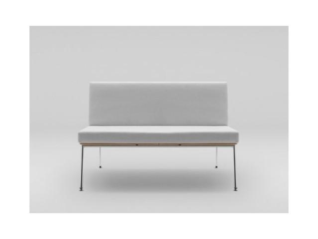 Sofas, FIN 2 sofa, metal base, MARBET