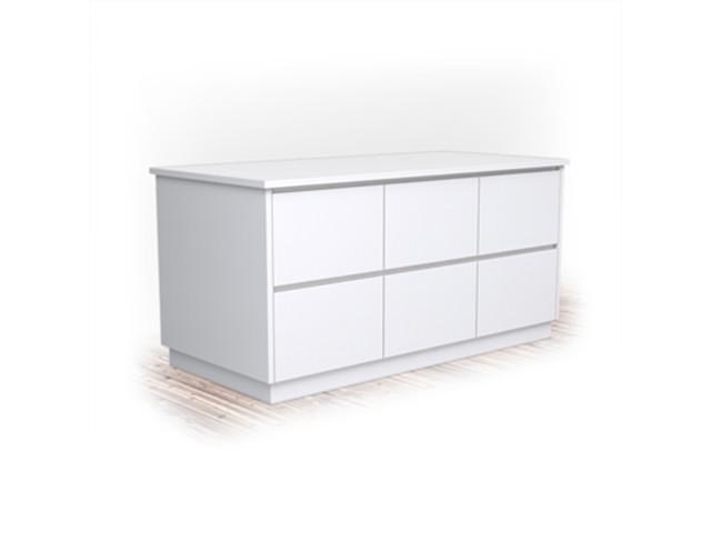 Cabinets, Kitchen island 86x182x90 - modern line, ELEN Sp. z o.o.