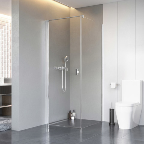 Shower Cabins, Shower enclosure Nes 8 / Nes KDJ I, Radaway