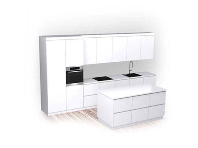 Sets, Kitchen set - modern line, ELEN Sp. z o.o.