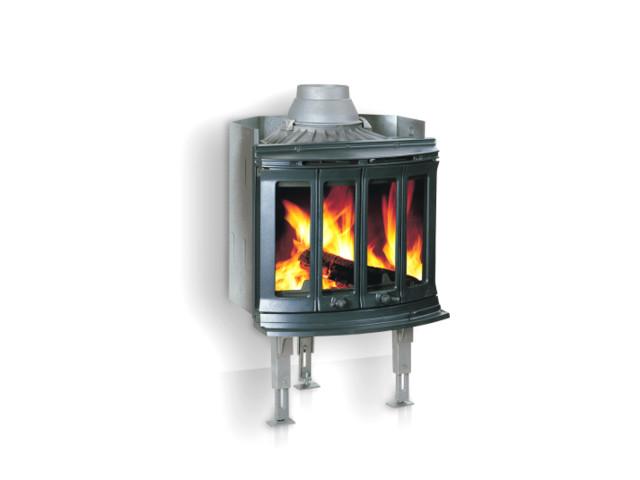 Fireplace Inserts, Jøtul I 80 RH Harmony, JOTUL