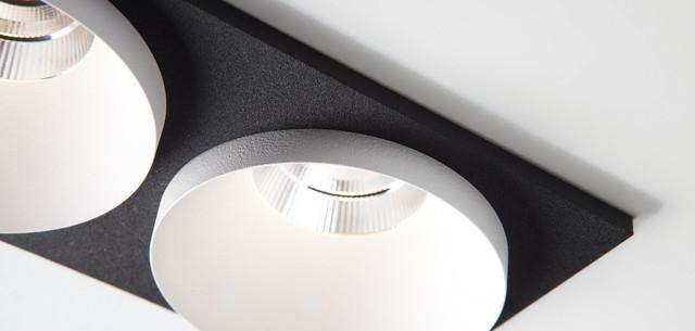 Recessed Lamps, Smart kup, Modular Lighting Instruments