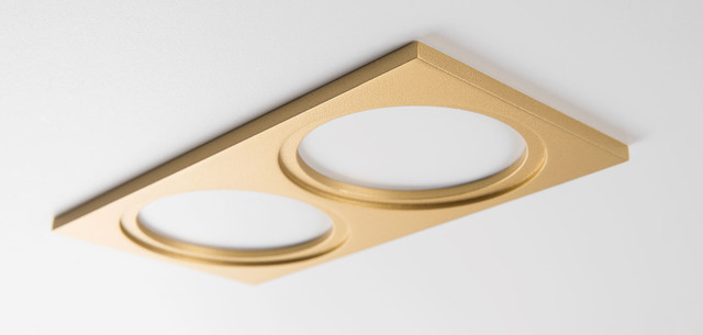 Recessed Lamps, Smart mask, Modular Lighting Instruments