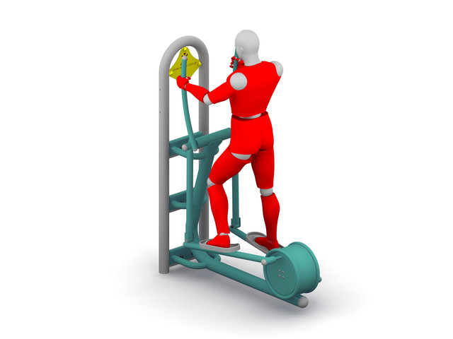 Outdoor gyms, Elliptical Cross Trainer, Müller Jelcz-Laskowice Sp. z o.o