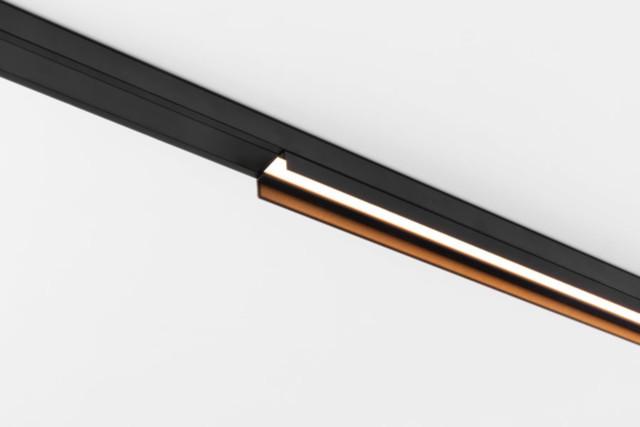 Lampy do szynoprzewodów, Pista linear FLAPS, Modular Lighting Instruments
