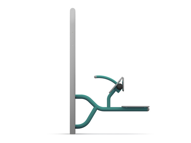 Outdoor gyms, Preacher Curl, Müller Jelcz-Laskowice Sp. z o.o