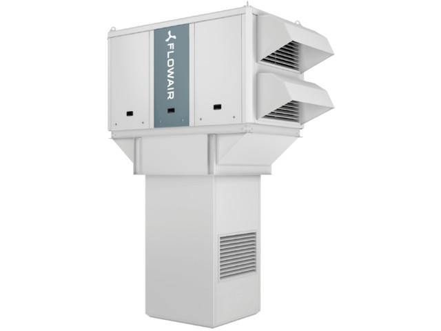 Centrale wentylacyjne, Cube R8, FLOWAIR
