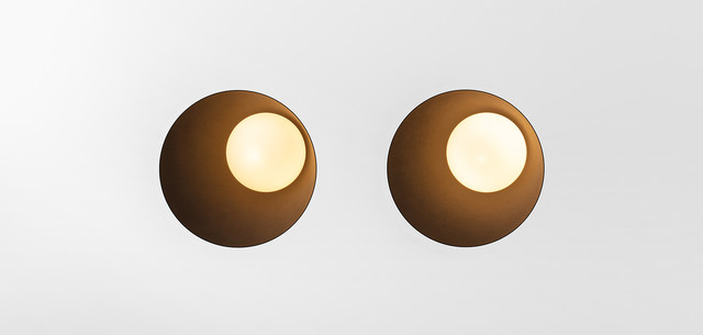 Recessed Lamps, Shellby, Modular Lighting Instruments