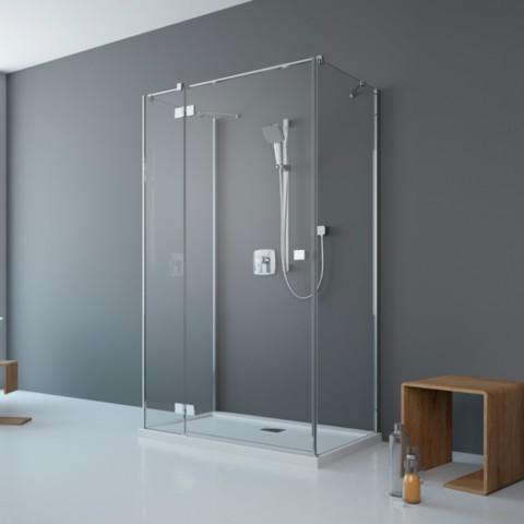 Kabiny natryskowe, Kabina prysznicowa Essenza New KDJ+S, Radaway