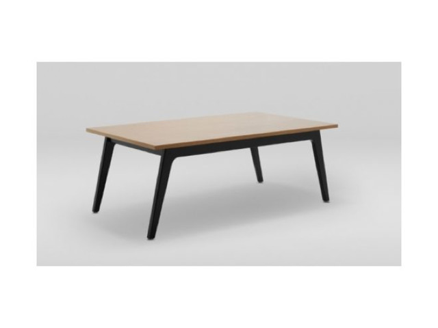 Tables, FIN D table, wooden base, MARBET