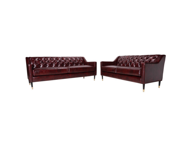 Sofy i Kanapy, Sofa dwuosobowa Richard, COMPLET FURNITURE