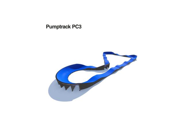 Pumptrack, Pumptrack PC3, Pumptrack.eu