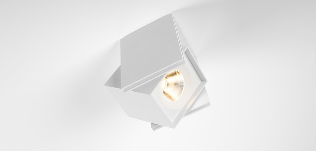 Recessed Lamps, Rektor recessed, Modular Lighting Instruments