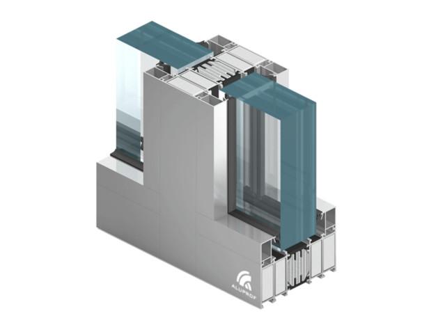 Window Systems, , Aluprof