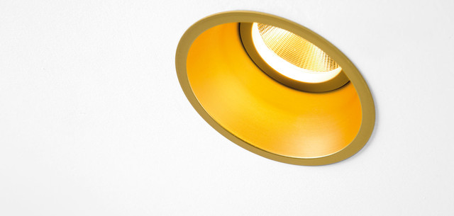 Recessed Lamps, Lotis, Modular Lighting Instruments