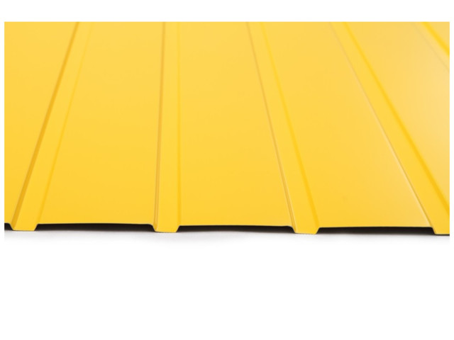 Roofing Sheets/ Trapezoidal Sheets, T - 8 FC, Florian