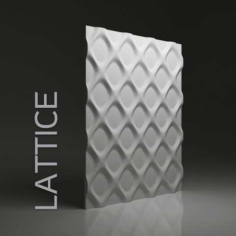Revestimiento de pared, Lattice, DUNES