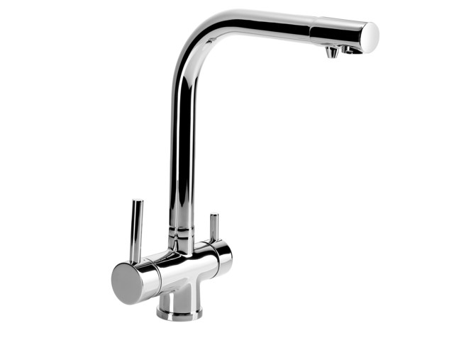 Kitchen Taps, Kitchen mixer with water filter connection, Deante