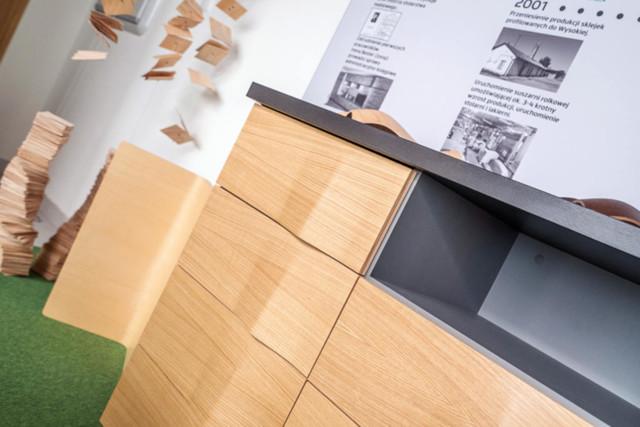 Panele ścienne, Panel ścienny 3D – Lysse, BESTER STUDIO
