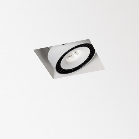 Recessed Lamps, GRID IN ZB 1 REO 20 93033, Delta Light