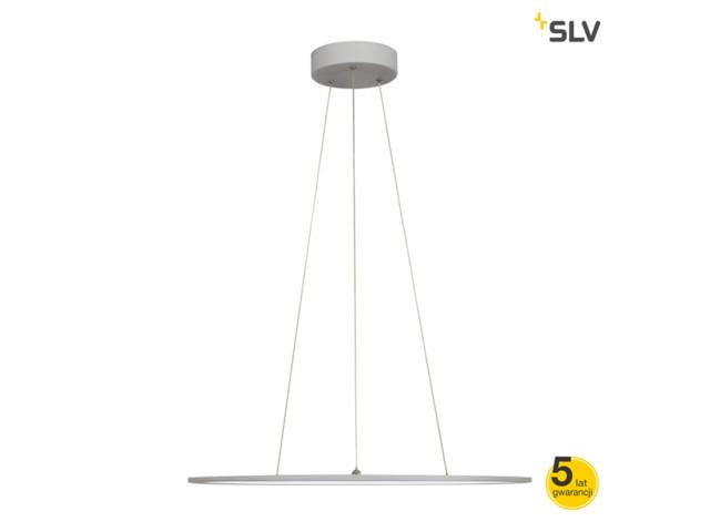 Lampy zwieszane, Panel 60 PD 4000K srebrnoszara, Spotline