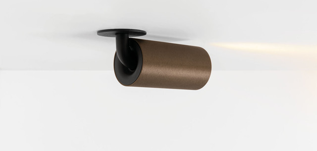 Recessed Lamps, Minude, Modular Lighting Instruments