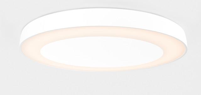 Lampy natynkowe, Flat moon eclips, Modular Lighting Instruments