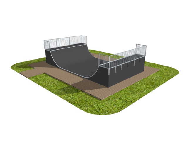 Skatepark, Ramp 141218, Grupa Techramps