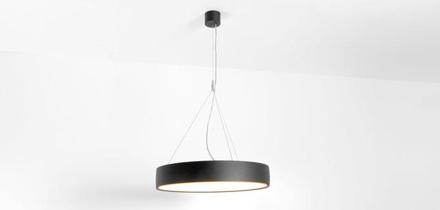 Wall Lamps, Flat moon, Modular Lighting Instruments