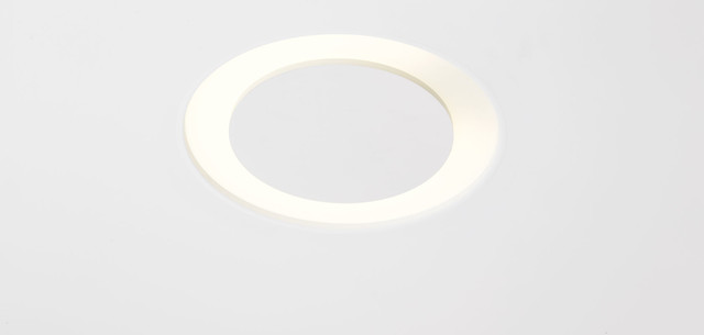 Recessed Lamps, Downut, Modular Lighting Instruments