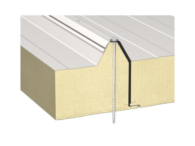 Sandwich panels, BALEXTHERM-PU-R, Balex Metal
