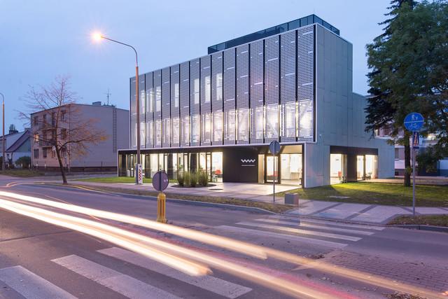 Headquarters of Wrzesińskie of News