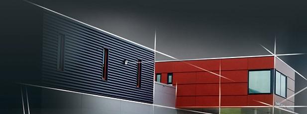 Roofing Sheets/ Trapezoidal Sheets, , BUDMAT