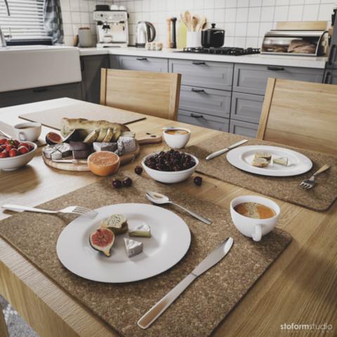 Klasyczna kuchnia