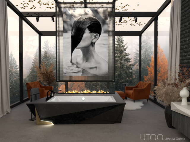 AUTUMN REST - BATHROOM WITH RELAXATION ZONE