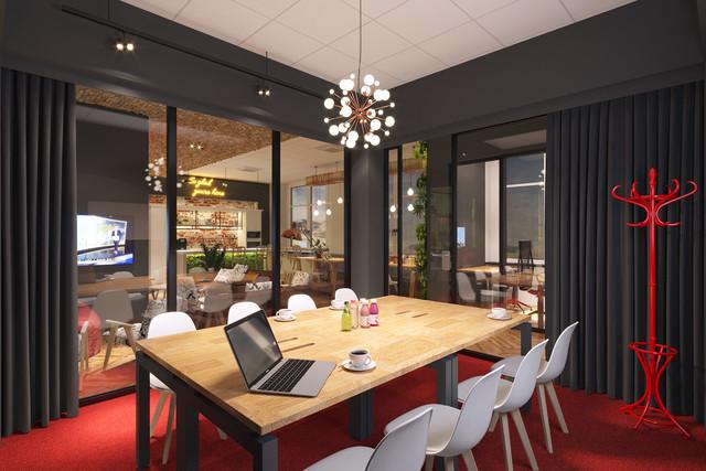CoSpot office & coworking- kreatywne przestrzenie biurowe