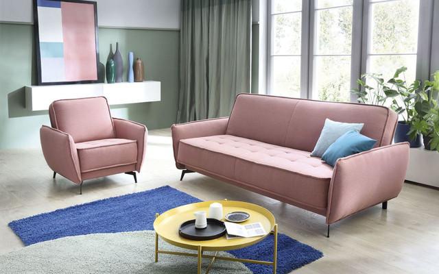 Sofa and armchair Vigo