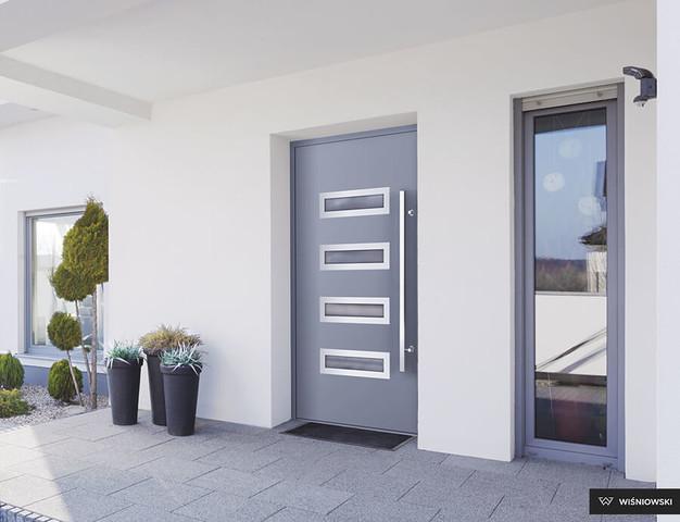 Front Doors, CREO Doors, WIŚNIOWSKI