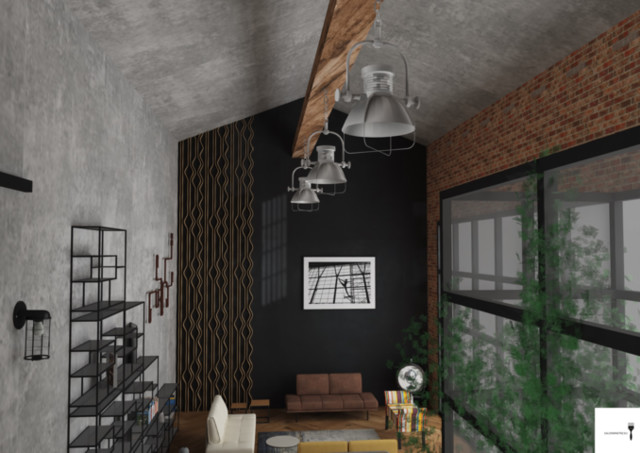 Panele ścienne, Panel ścienny 3D – Stilke, BESTER STUDIO