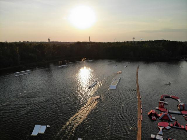 Wakepark - Zone de réveil Stawiki - Sosnowiec