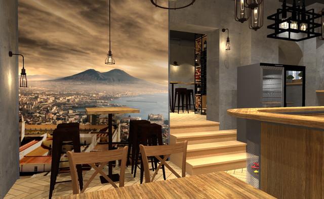 Bella Napoli - restauracja - Saska Kępa