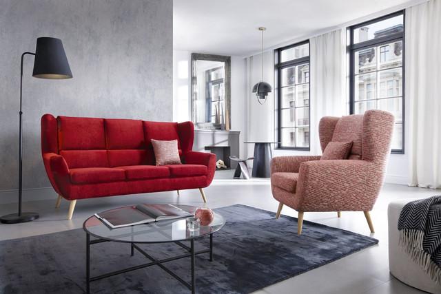 Armchair and sofa Forli
