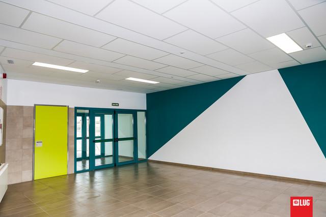 Colegio de Cuarte de Huerva, Saragossa, Hiszpania