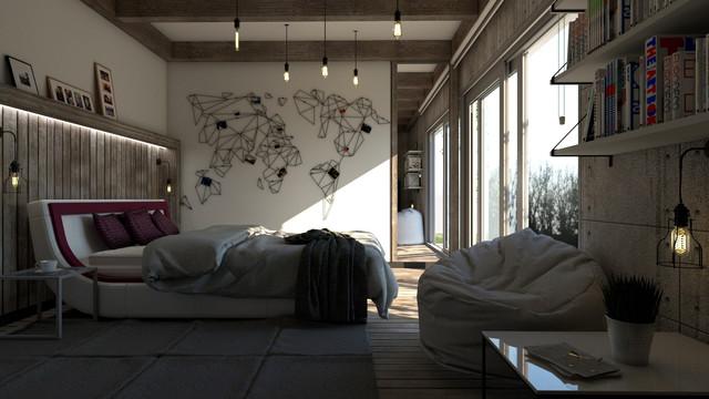 RAW BEDROOM