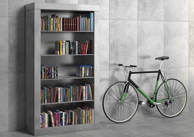 Bookcases and Shelving Units, BOOKSHELF MODULAR, Morgan & Möller
