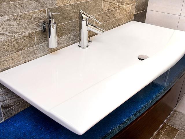 Bateria umywalkowa stojąca Cassino VerdeLine Plus