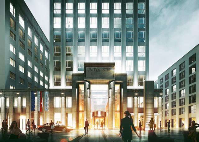 Unity Centre, Kraków