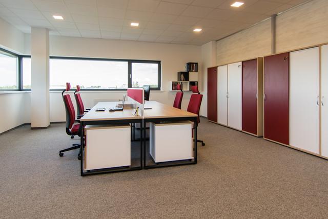 Projekt biura w Białymstoku